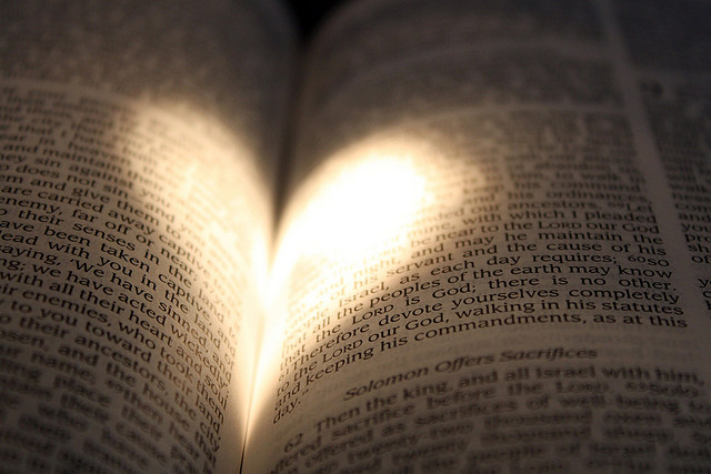 heart-light-on-bible